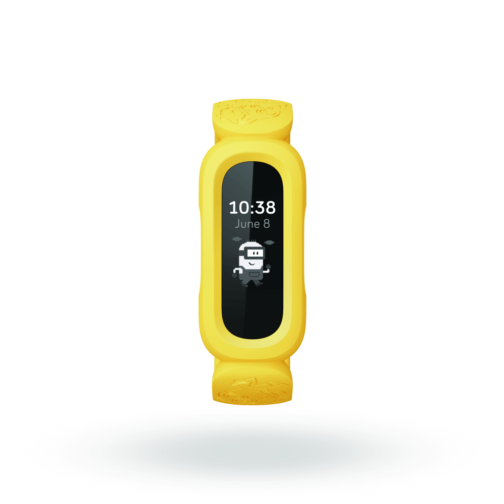 Fitbit_Ace_3_Render_Front_SE_Minions_Yellow_Clock_Default_Shadow-1
