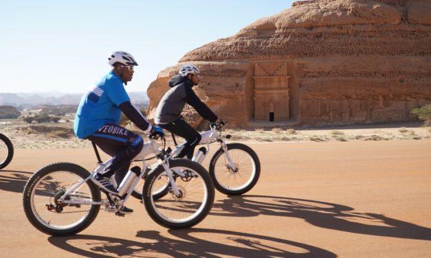 محافظة العلا تنضم إلى فريق بايك إكستشينج الدولي للدراجات الهوائية كشريك رسمي