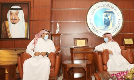 """جامعة الأمير سلطان في المملكة العربية السعودية توقع مذكرة تفاهم لتصبح مقراً لأكاديمية """"في إم وير"""" الإقليمية لتقنية المعلومات في منطقة الخليج"""