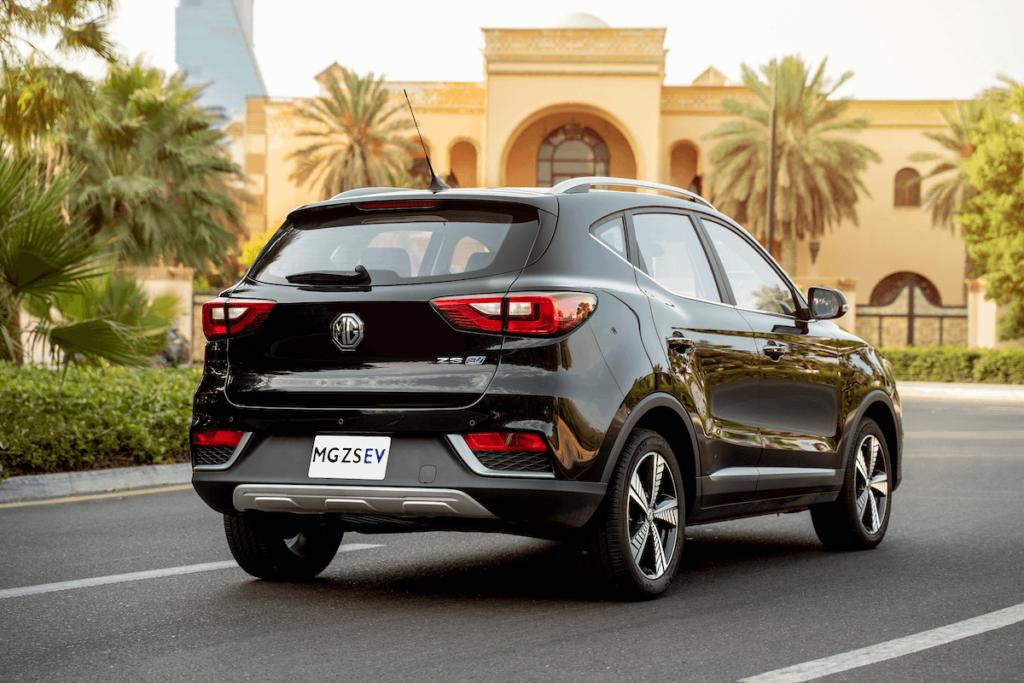 MG السعودية تستعرض طرازها الكهربائي MG ZS EV تزامناً مع اليوم العالمي للبيئة 5