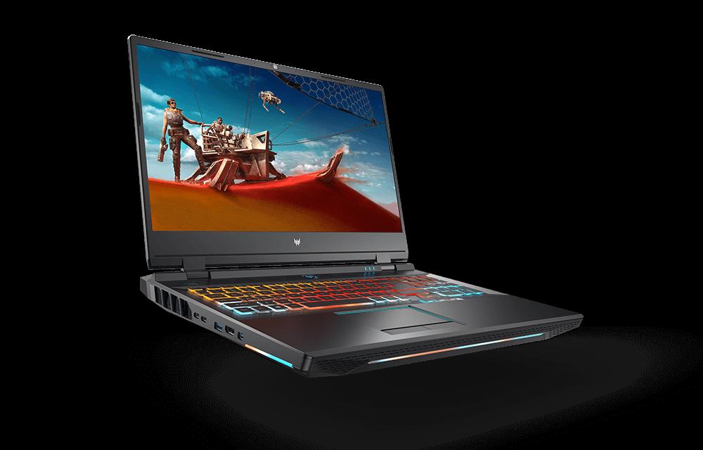 آيسر تطلق مجموعة جديدة من الحواسيب المكتبية والمحمولة لعشاق الألعاب الإلكترونية