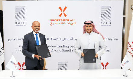 الاتحاد السعودي للرياضة للجميع يوقع مذكرة تفاهم مع كافد لتعزيز ثقافة الرياضة المجتمعية