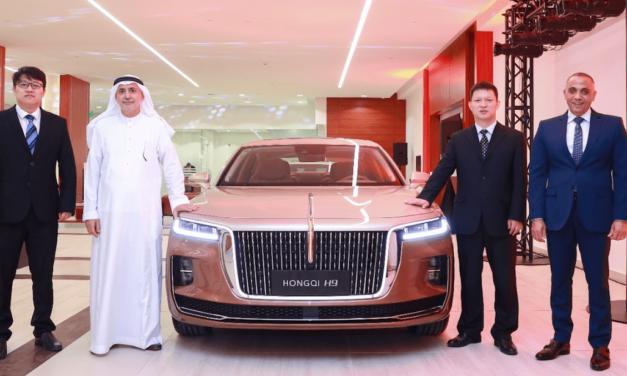 صالة عرض جديدة  هونشي في الرياض