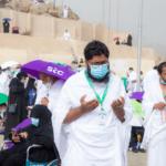 صعيد عرفات: زيادة 220% لحركة بيانات ضيوف الرحمن
