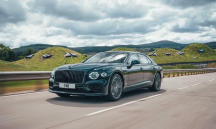 Bentley  تطرح Flying Spur Hybrid الجديدة