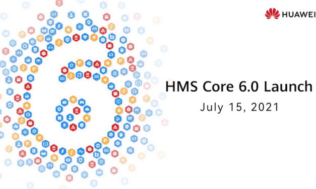 هواوي تقدم خدمات ومزايا جديدة بالإعلان عن إطلاق الإصدار الجديدة لخدمات هواوي للأجهزة المحمولةHMS Core 6.0  عالمياً