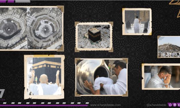 """مقطع مرئي يُسلط الضوء على جهود السعودية في حج """"كوفيد-19"""""""