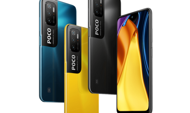 """""""بوكو"""" تطلق POCO M3 Pro 5G، أحدث أجهزتها للألعاب بتقنية الجيل الخامس بأسعار في متناول الجميع"""