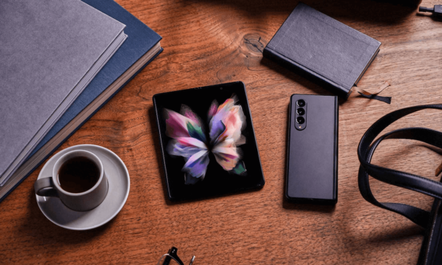 الفصل التالي لابتكارات الأجهزة المحمولة: اكتشف عالم جديد مع هاتفي جالاكسي من الجيل الخامس Z Fold3  و Z Flip3